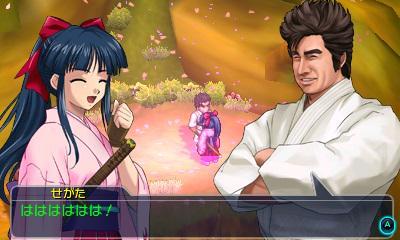 3DS『プロジェクトクロスゾーン2』に「せがた三四郎」が参戦決定! 声優は「藤岡 弘、」さんご本人が担当!