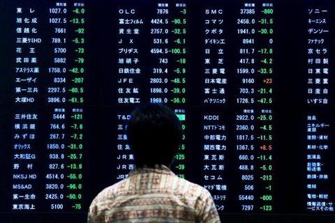世界同時株安で1400兆円が消える…(画像あり)