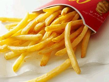 マクドナルドでポテト塩多めってお願いしたんだが?wwwwwwwwwwwwwww