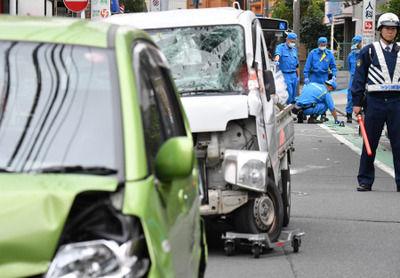 小1死亡、軽トラック運転手「ブレーキしたよ!!ブレーキ壊れてたんだよ!!ワシは悪くない!!」