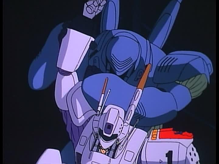 『機動警察パトレイバー』より純粋なる軍用レイバー・ブロッケンがROBOT魂に登場!