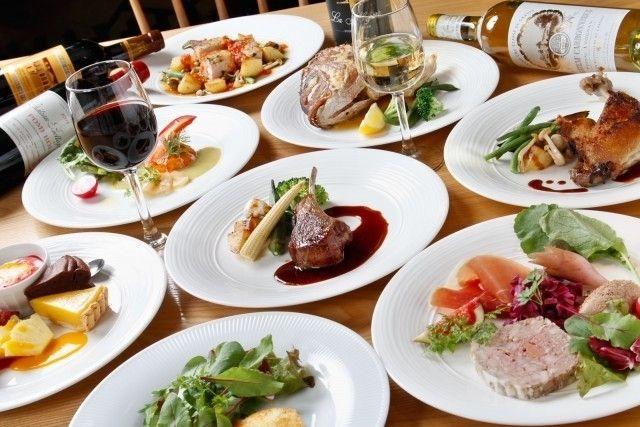 フランス料理→ 美味しいよね! ドイツ料理→ これもいいね! スペイン料理→