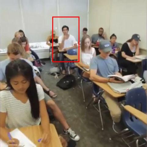【画像】授業中にコッソリ居眠りする画期的な方法が考案されるwww
