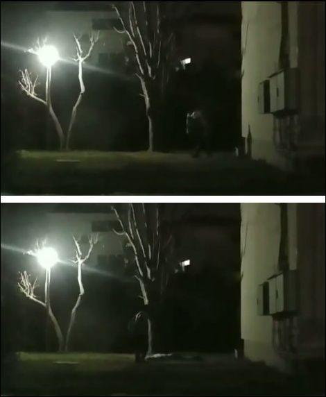 【画像】「人が刺された!」現場の映像をTwitterに公開→フェイク動画と発覚で非難殺到wwwwwwww