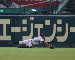 【野球】オコエ瑠偉 韓国戦で怪我で4針縫うも「大丈夫です」