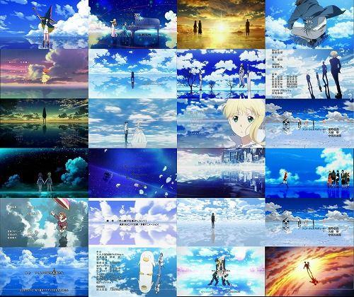 【画像】 アニメのOP、ウユニ塩湖に頼りすぎ説