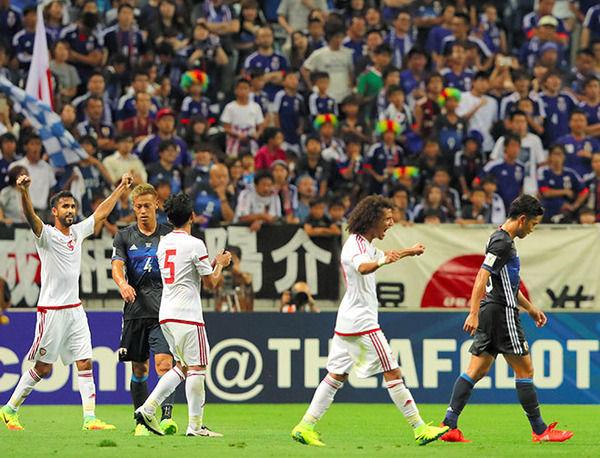 日本サッカー協会、今日の試合の判定をAFC(アジアサッカー連盟)に抗議することを表明
