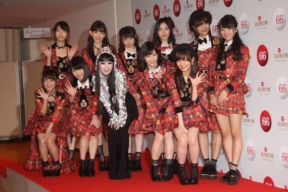 AKB「総選挙」バケの皮はがれる 紅白投票で分かった「本当の人気」【第67回NHK紅白歌合戦/AKB48グループ夢の紅白選抜】
