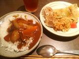 カレー/チヂミ/シュウマイ/タコライス