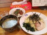 とんこつつけ麺&牛すじ丼