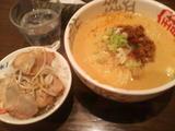姫・担々麺セット(叉焼飯 小)