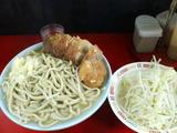 大ラーメン豚入りW 麺増し