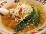 十勝豚麺(赤味噌)