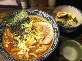 カレーラーメン(具だくさん雑炊セットつき)