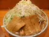 大ブタ+ステーキ・メンマ