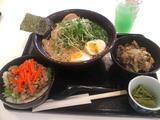 テールスープ麺(塩)セット+骨付きテール肉他