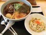 角煮ラーメン Cセット +チャーシュー+味付け玉子