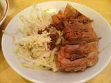 ダブルチャーシュー麺(野菜・豚・カレーパウダー)