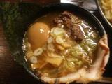 特製もりそば 大盛+豚角煮(つけ汁)