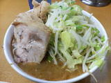大つけ麺豚入り(つけ汁&具)