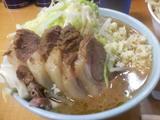 大つけ麺 豚入り 麺増し(つけ汁)