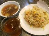 セットメニュー(半チャーハン&スープ)