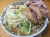 大つけ麺W豚入り(つけ汁)