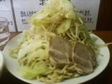 つけラーメン(麺・野菜・豚)