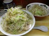 大 with 野菜タワー?