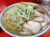 大豚ダブル麺増し