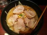 味噌叉焼麺