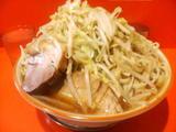 大盛りラーメン 麺増し