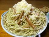 豚増しラーメン 麺増し(麺)