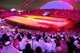 アジア大会開会式