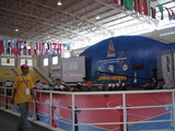 2006世界選手権の会場�