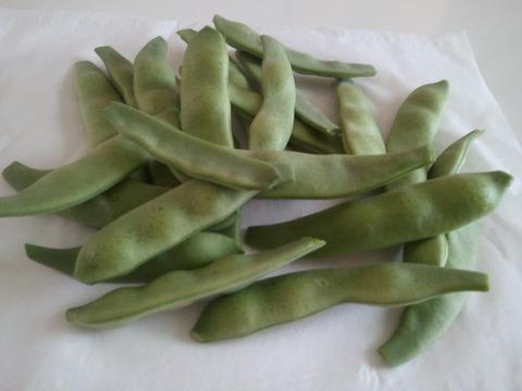 スナップエンドウ豆