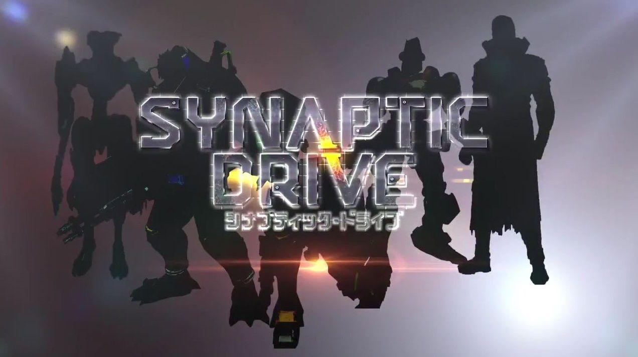 tgs2018】「カスタムロボ」の開発者が新作「synaptic drive」を出展