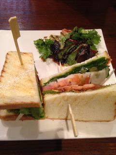 クラブ・サンドイッチ