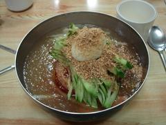 水冷麺(ムルネンミョン)拡大