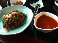 黒い焼き飯6000ウォン