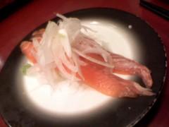 [韓国の回転寿司]シャケ