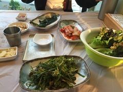 サムギョプサルを食べに行きました