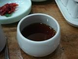 食後の水正果(スジョングァ)