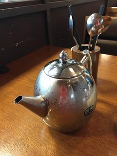 アイスジャスミン茶