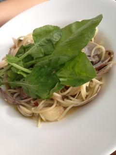 スパゲティ・マリナラ(15900ウォン)