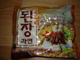 味噌ラーメンの袋(おもて)