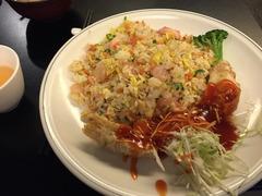 海鮮焼き飯