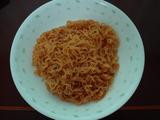 ビビン麺(出来上がり)