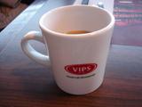 VIPSのコーヒー