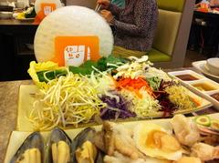 ベトナム風しゃぶしゃぶ「シャブヒャン」